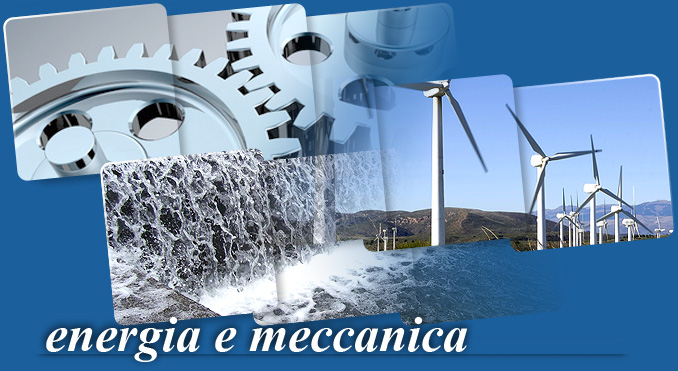 Energia lmecanica enerca s r l 187 energia e meccanica